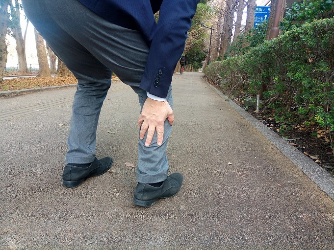 足底腱膜炎の原因